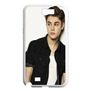 Justin Bieber Baby Song Samsung Galaxy N2 7100 Cell Phone Case White phone component RT_223766