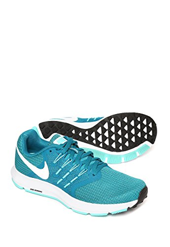 Wmns Turbo Scarpe Run Green White blustery aurora Donna Green Nike Swift Running 1w6O6d