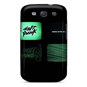 Holety CCA4456nxgg Protective Case For Galaxy S3(daft Punk Human After All)