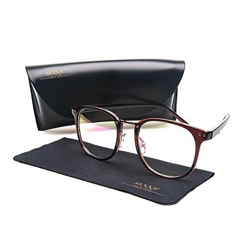 Eyewear Frames Eyeglasses Optical Frame Wayfarer Fashion Clear Lens Glasses For - Big Eyeglasses Wayfarer