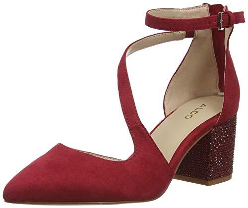 Rojo Aldo 62 Aristine Mujer De Zapatos red Tacón Para wY8wrq