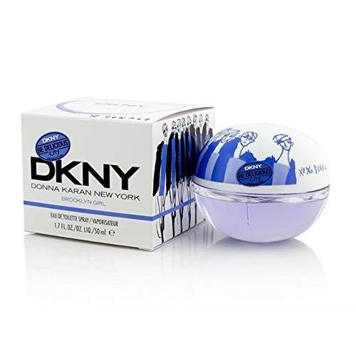 Dkńy Be Delicious City Brooklyn Girl by Dońńa Karań for Women EDT Spray 1.7 OZ.
