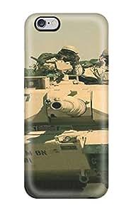 For Iphone 6 Plus Fashion Design M1 Abrams Tank Case
