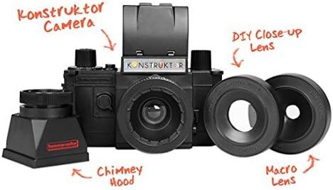 Lomography Konstruktor DIY Build Your Own 35mm SLR Camera Super ...