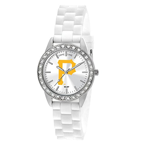 (Ladies MLB Pittsburgh Pirates Frost Watch)