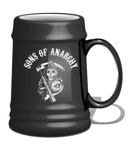 Sons Of Anarchy Ceramic Stein