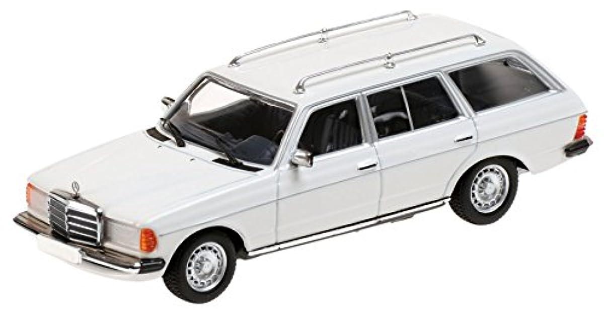 [해외] PMA 1/43 메르세데스 벤츠 250T 1978 화이트 완성품