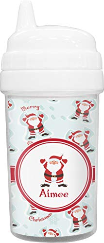 (Santa Claus Toddler Sippy Cup)