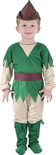 Children's Book Week Fancy Dress Party Robin Hood Outfit Toddler (Toddler Robin Hood Costumes)