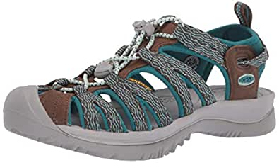 KEEN Womens Whisper Blue Size: 5