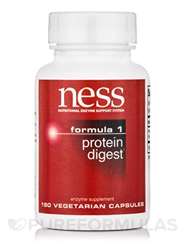 NESS Enzymes Protein Digest caps