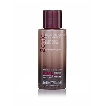 52a73d7e2815 Amazon.com : Giovanni Hair Care Products Body Wash 2Chic Slk Trvsz ...