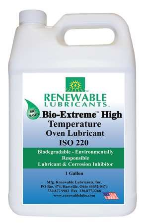 Oven/Chain Lube, Bio-Extreme HT 220, 1 (220 Oil)