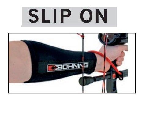 Bohning Armschutz Slip on Sportbogen S-XL girl Bogenschiessen pink f