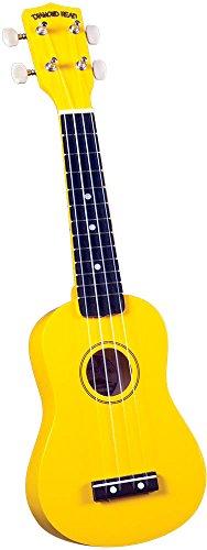 - Diamond Head DU-104 Rainbow Soprano Ukulele - Yellow