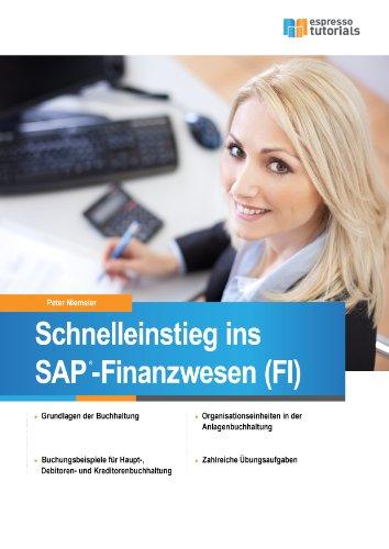 Schnelleinstieg ins SAP-Finanzwesen (FI)