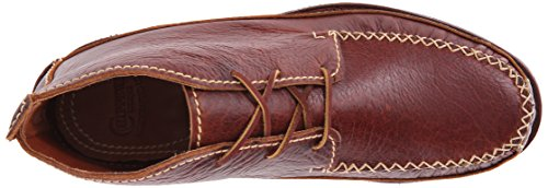 Chippewa Para Hombre American Bison Three Eye Tie Chukka Penny Loafer Brown