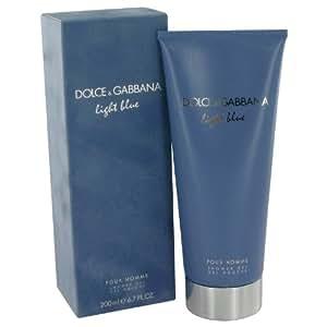 baa3de621044 Amazon.com   Light Blue by Dolce   Gabbana for Men 6.7 oz Shower Gel ...
