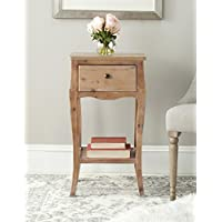 Safavieh American Homes Collection Thelma Red Maple End Table