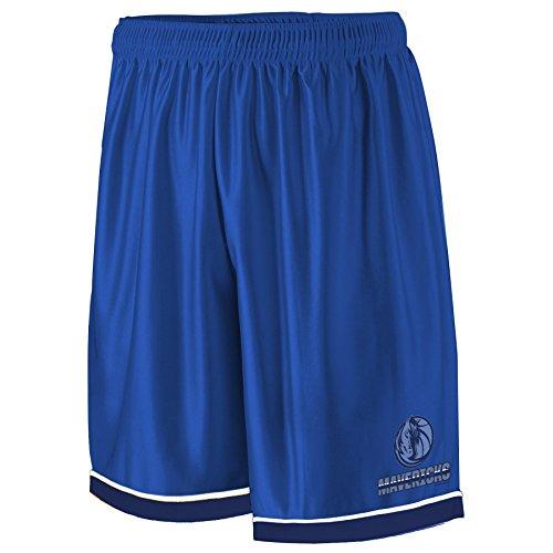 NBA Dallas Mavericks Adult men NBA Poly Shorts 2 - Maverick Shorts