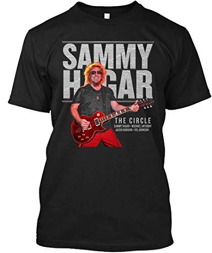 Sammy Hagar Summer Tour 2019 4 Tee|T-Shirt Black