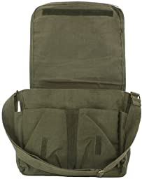 Original Heavyweight Classic Messenger Bag Olive Green