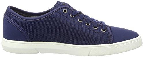 Blue Noir Homme Clarks EU Sneakers Combi 41 Lander Basses Bleu Cap IwXXH4qz