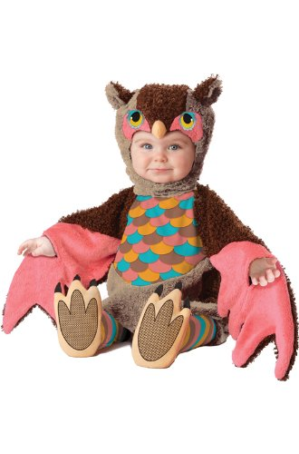 California Costumes Women's Owlette Infant, Multi, 18-24 -