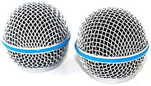 Ball Head Mesh Microphone Grille for Shure BETA58 BETA58A SM58 SM58S SM58LC Accessories