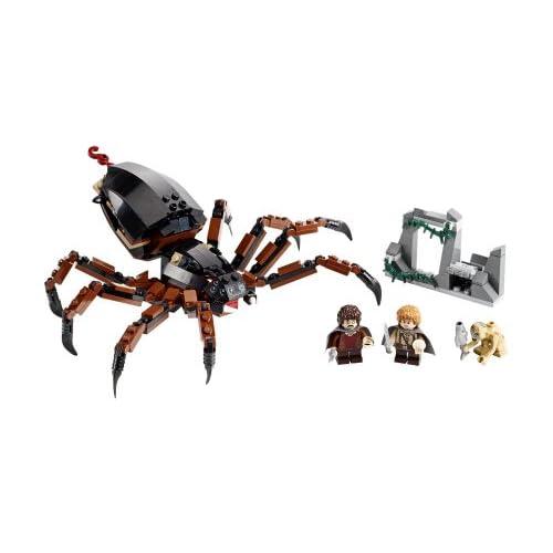 good LEGO El Señor de los Anillos 9470 - El Ataque de Ella-Laraña ...