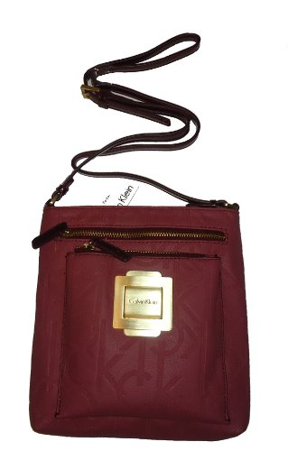 Calvin Klein Cross Body Swingpack Bag Handbag