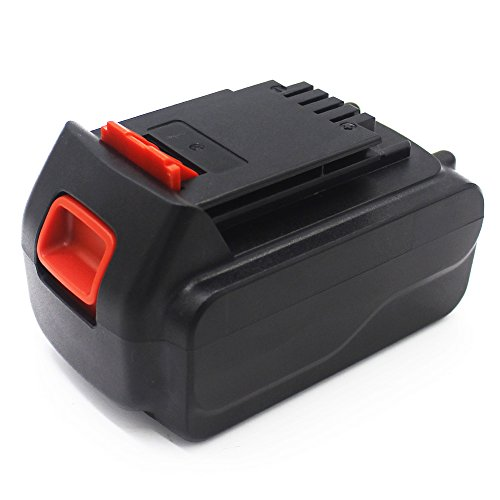 Black and Decker Lithium 20V 4.0Ah Replacement Battery fo...