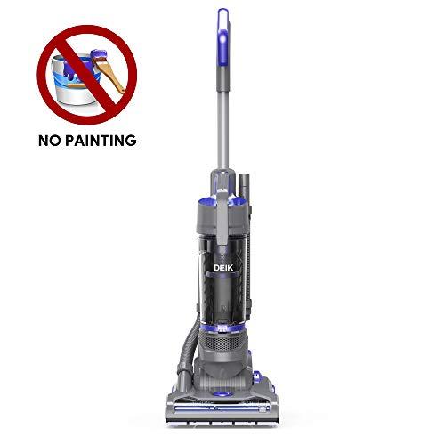 Deik Bagless Upright Vacuum Cleaner 11 Lbs Lightweight