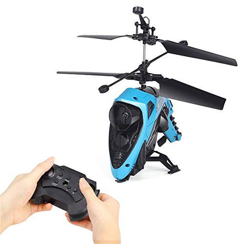 Cool RC Infrared Induction Remote Control RC Toy 2CH Gyro Helicopter RC Drone by OVERMAL Toy