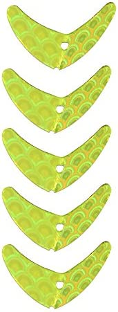 Mack's Lure 65205 Smile Blades - 1Chartr