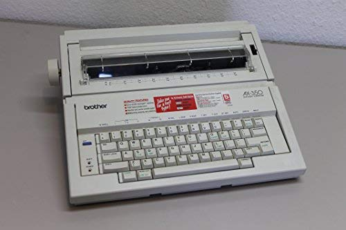 Brother AX-350 Electronic Typewriter