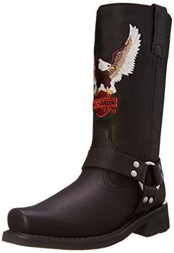 Harley Davidson Mens Darren Harness Boot