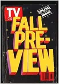 TV Guide Fall Pre-View September 11-17, 1982