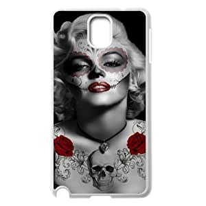 Zombie Marilyn Monroe Classic Personalized Phone Case for Samsung Galaxy Note 3 N9000,custom cover case ygtg691833