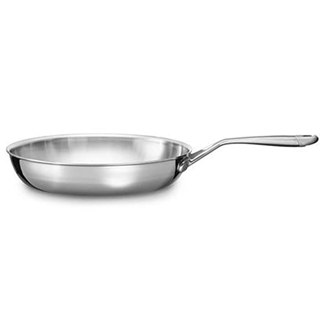Kitchenaid kc2t12skst Sartén, Acero Inoxidable, 30 x 30 x 6 cm ...