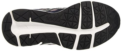 Asics Gel-Contend 3, Zapatillas de Gimnasia para Mujer Blu (Dark Navy/Silver/Lilac)