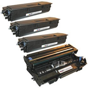 LD ©Brother Compatible TN460's and DR400 Printing Supplies
