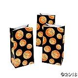 Basketball Treat Bags (24 Bags) Paper bags