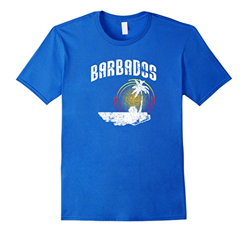 mens-barbados-t-shirt-bridgetown-caribbean-island-shirt-large-royal-blue