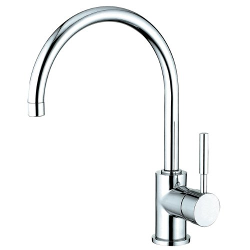 Kingston Brass KS8711DLLS Concord single Handle Kitchen Faucet with 8