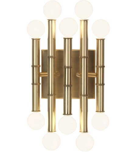 Robert Abbey 686 Ten Light Wall Sconce ()