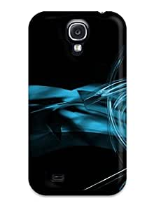 Fashion VHlCUxJ1587VdozB Case Cover For Galaxy S4(abstract)