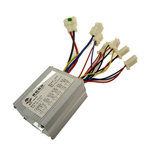 24v 24 Volt 500w Motor Brush Speed Controller for Electric Bike Bicycle Scooter (Scooter Brushless Motor)