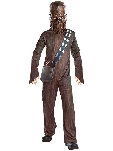 Rubie's Costume Star Wars VII: The Force Awakens Chewbacca Child's Costume, One Color, Small -
