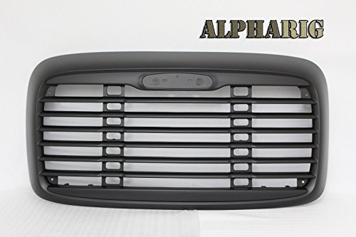 XS-Power AlphaRig 2002-2011 FREIGHTLINER COLUMBIA BLACK GRILL WITH BUG SCREEN